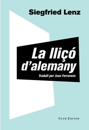 LLIÇÓ D'ALEMANY