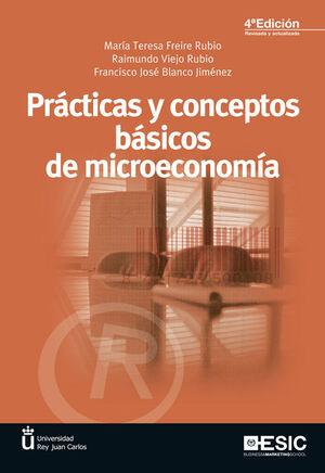 PRÁCTICAS Y CONCEPTOS BÁSICOS DE MICROECONOMÍA