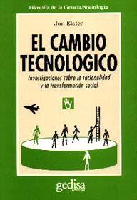 EL CAMBIO TECNOLOGICO
