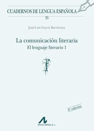 EL LENGUAJE LITERARIO I