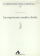 LAS EXPRESIONES CAUSALES Y FINALES (J)