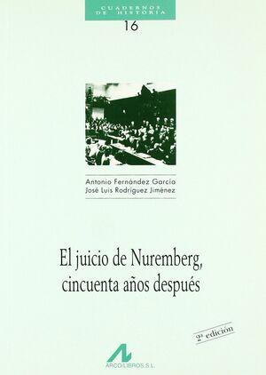 EL JUICIO DE NUREMBERG CINCUENTA AÑOS DESPUÉS