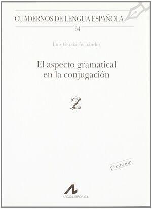 EL ASPECTO GRAMATICAL EN LA CONJUGACIÓN (Z)