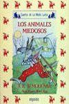MEDIA LUNITA Nº 13. LOS ANIMALES MIEDOSOS