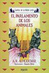 MEDIA LUNITA Nº 20. EL PARLAMENTO DE LOS ANIMALES