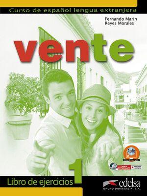 VENTE 1 (A1/A2) - LIBRO DE EJERCICIOS