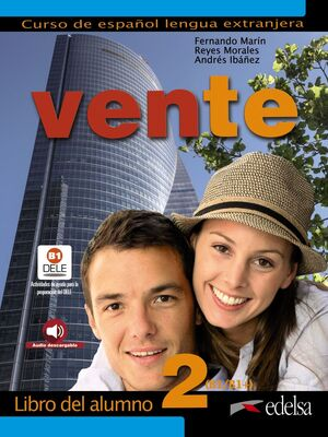 VENTE 2 (B1+) - LIBRO DEL ALUMNO
