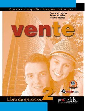 VENTE 2 (B1+) - LIBRO DE EJERCICIOS
