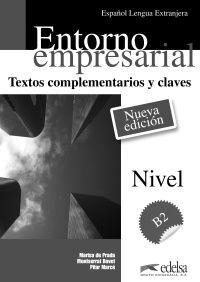 ENTORNO EMPRESARIAL : TEXTOS COMPLEMENTARIOS Y CLAVES