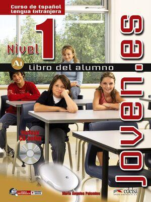 JOVEN.ES 1 (A1) - LIBRO DEL ALUMNO + CD AUDIO