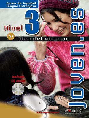 JOVEN.ES 3 (A2) - LIBRO DEL ALUMNO + CD AUDIO