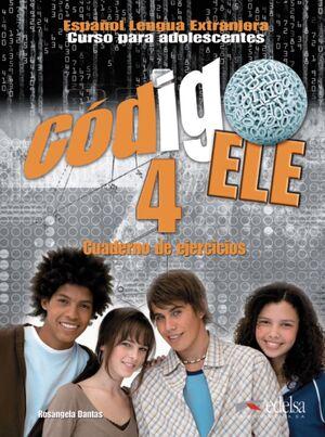 CÓDIGO ELE 4 - LIBRO DE EJERCICIOS