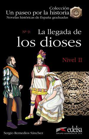 NHG 2 - LA LLEGADA DE LOS DIOSES