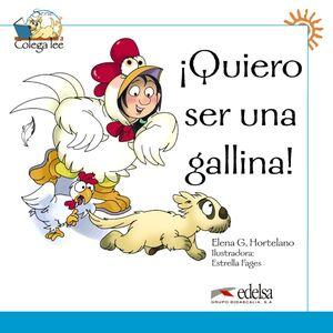COLEGA LEE 1 - 3 QUIERO SER UNA GALLINA