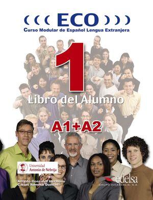 ECO 1 (A1+A2) - LIBRO DEL ALUMNO