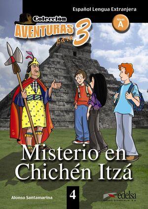 APT 4 - MISTERIO EN CHICHÉN ITZÁ