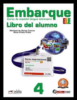 EMBARQUE 4 - LIBRO DEL ALUMNO