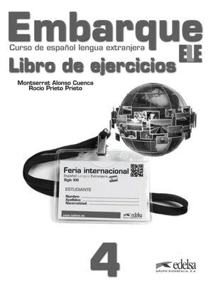 EMBARQUE 4 - LIBRO DE EJERCICIOS