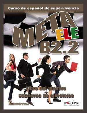 META ELE B2.2 - LIBRO DEL ALUMNO + EJERCICIOS