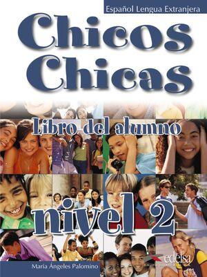 CHICOS CHICAS 2 - LIBRO DEL ALUMNO