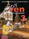 NUEVO VEN 3 - LIBRO DEL ALUMNO + CD AUDIO