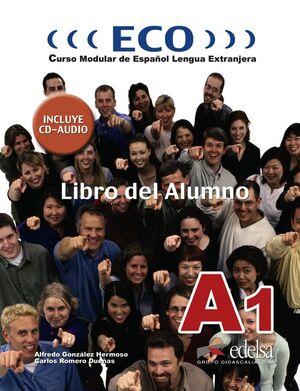 ECO A1 - LIBRO DEL ALUMNO + CD AUDIO