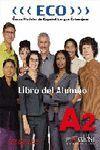 ECO A2 - LIBRO DEL ALUMNO + CD AUDIO