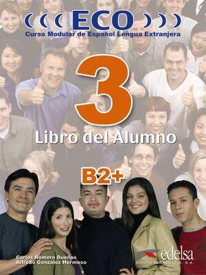 ECO 3 (B2+) - LIBRO DEL ALUMNO