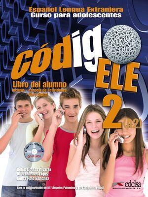 CÓDIGO ELE 2 - LIBRO DEL ALUMNO