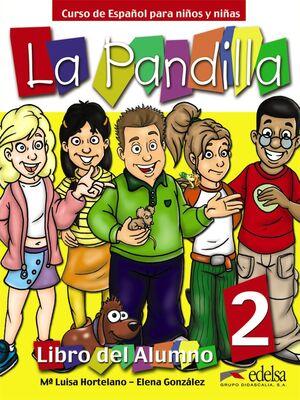 PANDILLA 2 - PACK ALUMNO + EJERCICIOS