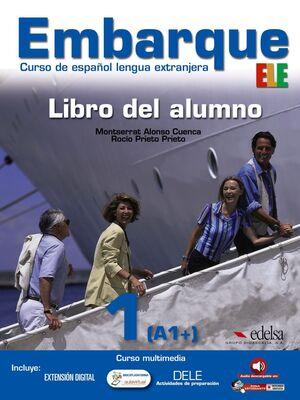 EMBARQUE 1 - LIBRO DEL ALUMNO