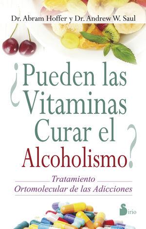 PUEDEN LAS VITAMINAS CURAR EL ALCOHOLISMO?