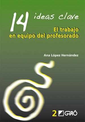 EL TRABAJO EN EQUIPO DEL PROFESORADO: 14 IDEAS CLAVE