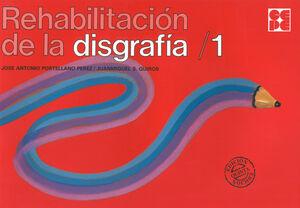 DISGRAFIA 1 REHABILITACION CR 47