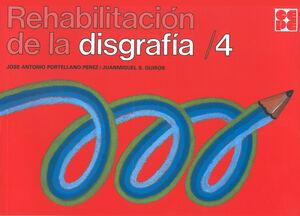 DISGRAFIA 4 REHABILITACION CR50