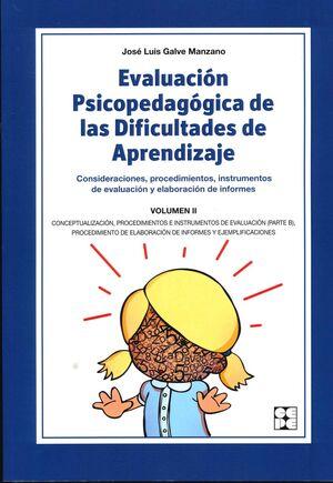 EVALUACIÓN PSICOPEDAGÓGICA DE LAS DIFICULTADES DE APRENDIZAJE 2