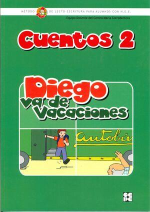 CUENTOS 2 : DIEGO VA DE VACACIONES