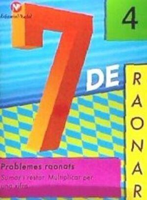 7 DE RAONAR Nº 4