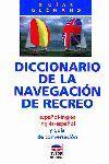 DICCIONARIO DE LA NAVEGACIÓN DE RECREO