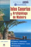 GUÍAS NAUTICAS IMRAY. ISLAS CANARIAS Y ARCHIPIÉLAGO DE MADEIRA