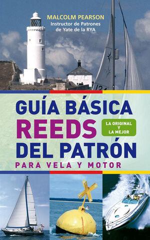 GUÍA BÁSICA REEDS DEL PATRÓN. PARA VELA Y MOTOR