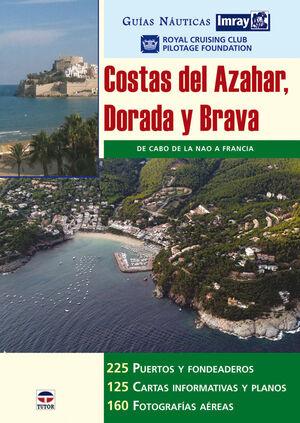 GUÍAS NÁUTICAS IMRAY. COSTAS DEL AZAHAR DORADA Y BRAVA