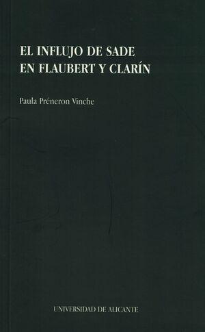 EL INFLUJO DE SADE EN FLAUBERT Y CLARÍN