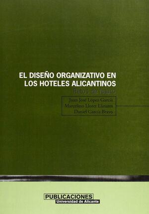 EL DISEÑO ORGANIZATIVO EN LOS HOTELES ALICANTINOS