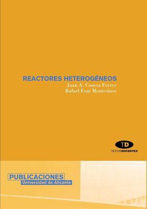 REACTORES HETEROGÉNEOS