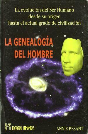 LA GENEALOGÍA DEL HOMBRE