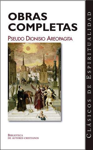 OBRAS COMPLETAS DEL PSEUDO DIONISIO AREOPAGITA