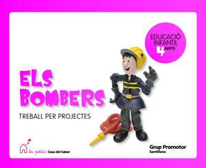 ELS BOMBERS TREBALL PER PROJECTES 4 ANYS