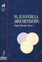 EL JUEGO DE LA ARGUMENTACIÓN