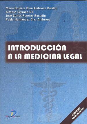 INTRODUCCIÓN A LA MEDICINA LEGAL